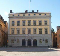 Tessinska Palatset, Stockholm, Gamla Stan, gamlebyen, Unesco Verdensarv, Sverige