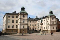 Wrangelska Palatset, Lars Sparre, Stockholm, Gamla Stan, gamlebyen, Unesco Verdensarv, Sverige
