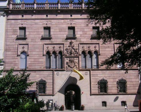 Hallwylska Palatset, City, Stockholm, Sverige