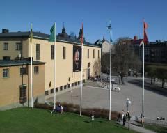 Historiska Museet, Östermalm, Stockholm, Sverige