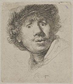 Nationalmuseum Rembrandt, Stockholm, Sverige