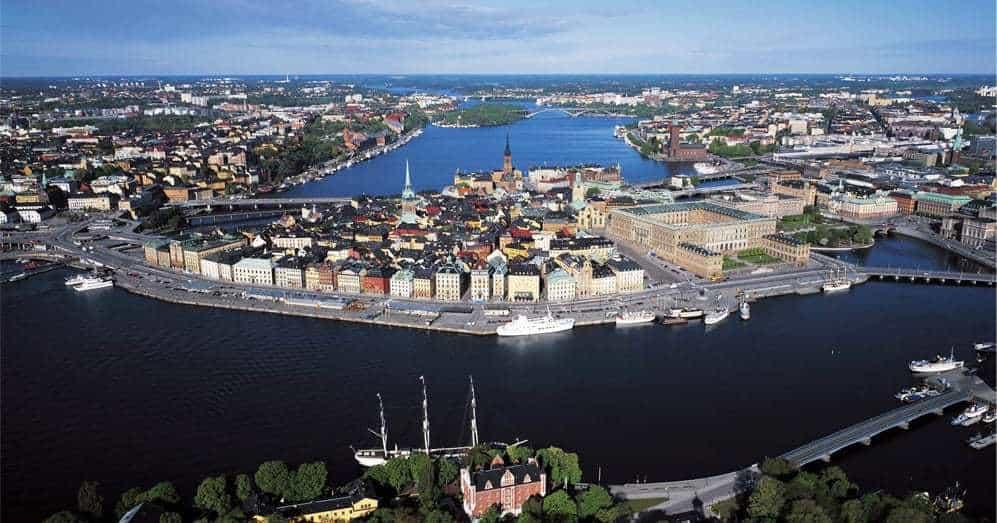 Stockholm, ReisDit.no