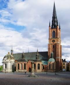 Riddarholmskyrkan, Stockholm, Gamla Stan, gamlebyen, Unesco Verdensarv, Sverige