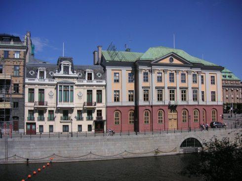 Sagerska Palatset, City, Stockholm, Sverige