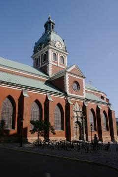 St Jacobs kyrka, City, Stockholm, Sverige