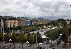 Kungsträdgårdsgatan, Kungsträdgården, City, Stockholm, Sverige