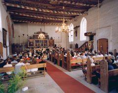 Heiligen-Geist-Kirche, Wismar, Østersjøen, middelalder, Backsteinsgotik, Ostsee, Unesco Verdensarv, Gamlebyen, Altstadt, Hansestadt Wismar, Mecklenburg Vorpommern, Nord-Tyskland