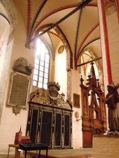 Nikolaikirche, Stralsund, Unescos Verdensarvliste, Wismar, Lübeck, Hansaen, Hanseatforbundet, Mecklenburg Vorpommern, Nord-Tyskland