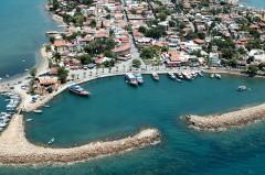 Side, Middelhavskysten, Tyrkia