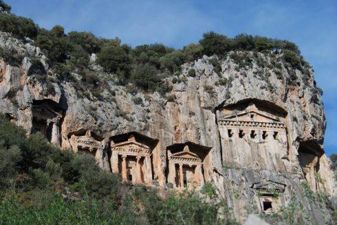 Marmaris, Egeerhavskysten, Tyrkia