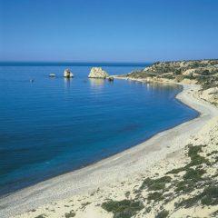 Paphos, Petra-tou-Romiou-Aphrodites, Kypros Hellas, Unesco