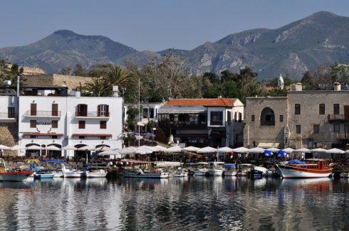 Kyrenia, Kypros, Tyrkia