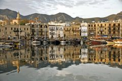 Kyrenia, Kypros, Hellas