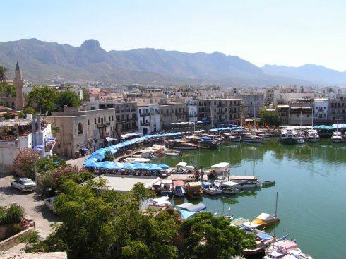 Kyrenia, Kypros
