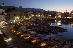 Kyrenia havn - Kypros, Hellas