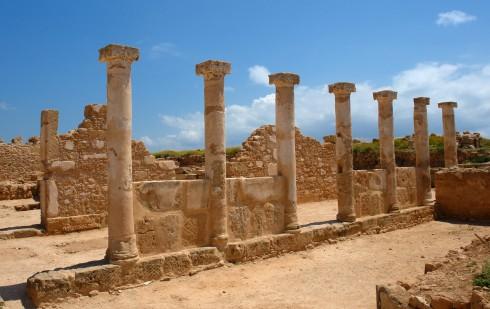 Paphos, Kypros, Hellas, Unescos liste over Verdensarven