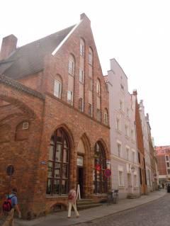 Stralsund, Unescos Verdensarvliste, Wismar, Lübeck, Hansaen, Hanseatforbundet, Mecklenburg Vorpommern, Nord-Tyskland