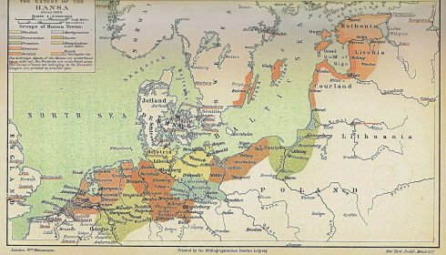 Stralsund, middelalder, Backsteinsgotik, Ostsee, Unesco Verdensarv, Gamlebyen, Altstadt, Hansestadt Wismar, Mecklenburg Vorpommern, Østersjøen, Nord-Tyskland