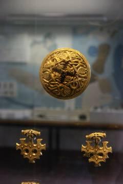 Kunsthistorischer Museum, Hiddenseer Gold, Stralsund, Unescos Verdensarvliste, Wismar, Lübeck, Hansaen, Hanseatforbundet, Mecklenburg Vorpommern, Nord-Tyskland