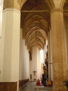 St Marienkirche, Stralsund, Unescos Verdensarvliste, Wismar, Lübeck, Hansaen, Hanseatforbundet, Mecklenburg Vorpommern, Nord-Tyskland