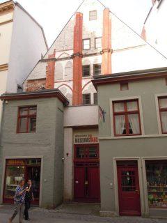 Museumshaus, Stralsund, Unescos Verdensarvliste, Wismar, Lübeck, Hansaen, Hanseatforbundet, Mecklenburg Vorpommern, Nord-Tyskland
