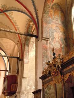 St Nikolaikirche, Stralsund, Unescos Verdensarvliste, Wismar, Lübeck, Hansaen, Hanseatforbundet, Mecklenburg Vorpommern, Nord-Tyskland