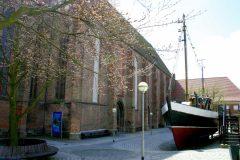 Katharinenkloster, Meeresmusuem, Stralsund, Unescos Verdensarvliste, Wismar, Lübeck, Hansaen, Hanseatforbundet, Mecklenburg Vorpommern, Nord-Tyskland