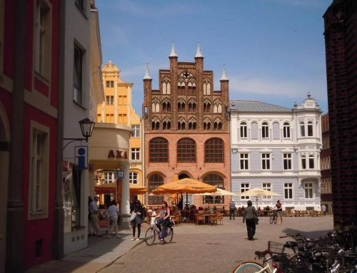 Nord-Tyskland del 2 – Stralsund