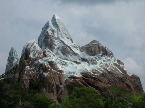Orlando, Everest at animal kingdom, Florida, USA