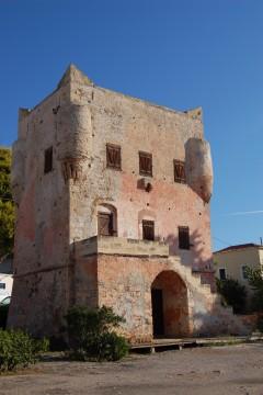 Aegina, Venetiansk fort, Athenområdet, Hellas