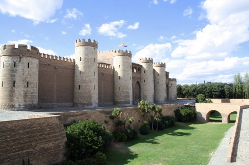 Aljaferia, Zaragoza, Spania, Unescos liste over Verdensarven