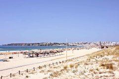 Alvor, Algarve-kysten, Sør- Portugal