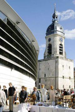 Amiens, Beffroi, Les Halles, middelalder, katedralby, Unescos liste over Verdensarven, Nord-Frankrike