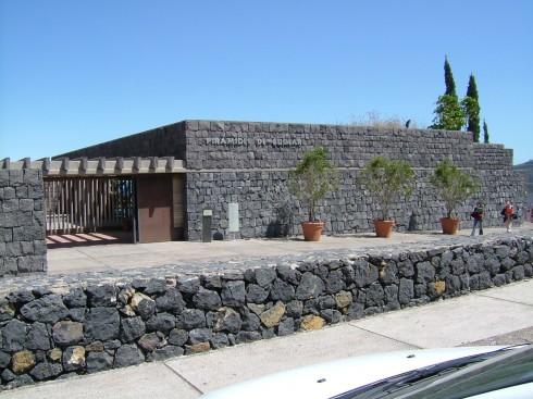 Guimar, Thor Heyerdahls museum, Tenerife, Kanariøyene, Spania