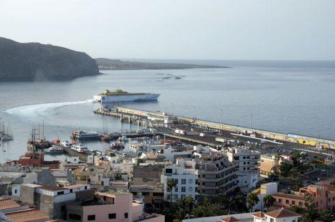Los Cristianos, Tenerife, Kanariøyene, Spania