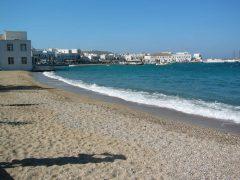 Mykonos, badestrand, Kykladene, de øvrige øyene, Hellas