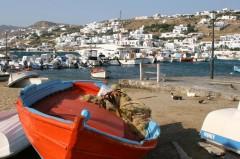 Mykonos, Kykladene, de øvrige øyene, Hellas