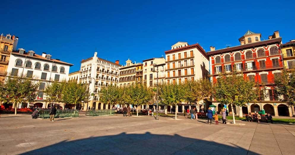 Pamplona, ReisDit.no