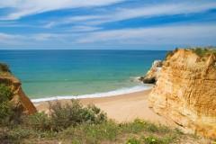 Praia da Rocha, Algarvekysten, Portugal