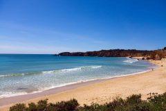 Praia da Rocha, Algarve-kysten, Portugal, Portimao,