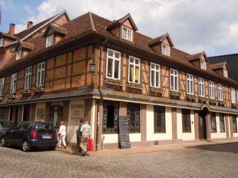 Schwerin, Altstadt, bindingsverk, Nord-Tyskland