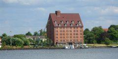 Schwerin, Hotel Speicher am Ziegelsee, Mecklenburg-Vorpommern, Nord-Tyskland