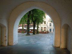 Schwerin, Altstadt, Alter Markt, Am Markt, Mecklenburg-Vorpommern, Nord-Tyskland