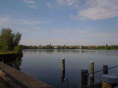 Schwerin, Ziegelsee, Mecklenburg-Vorpommern, Nord-Tyskland