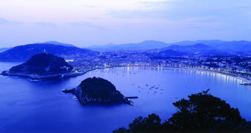 San Sebastián, , gourmet, pintxo, Donostia, Baskerland, Guipuzskoa, Nord-Spania, Spania