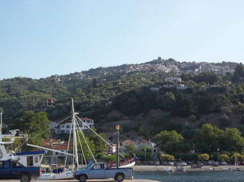 Skopelos,Loutraki, Øyene, Sporadene, Hellas