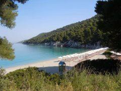 Skopelos,Kastani beach, Mama Mia Beach, Sporadene, Hellas