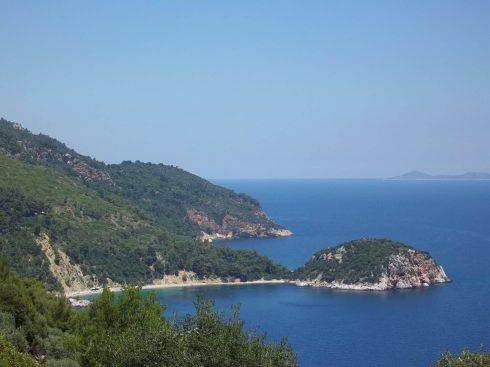 Skopelos, Stafylos, mykensk kongegrav, Øyene, Sporadene, Hellas
