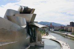 Spania, Bilbao, Guggenheim Museum, Nord-Spania