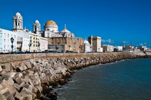 Spania, Cadiz, Andalucia, romersk, føikere, middelalder, Unescos liste over Verdensarven,